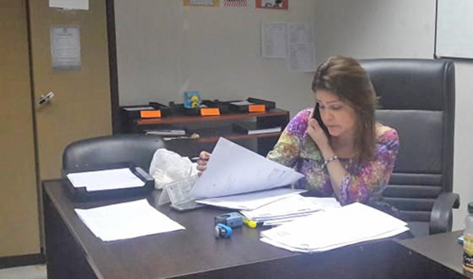 La Dra. María Teresa Montes estuvo a cargo de la causa.