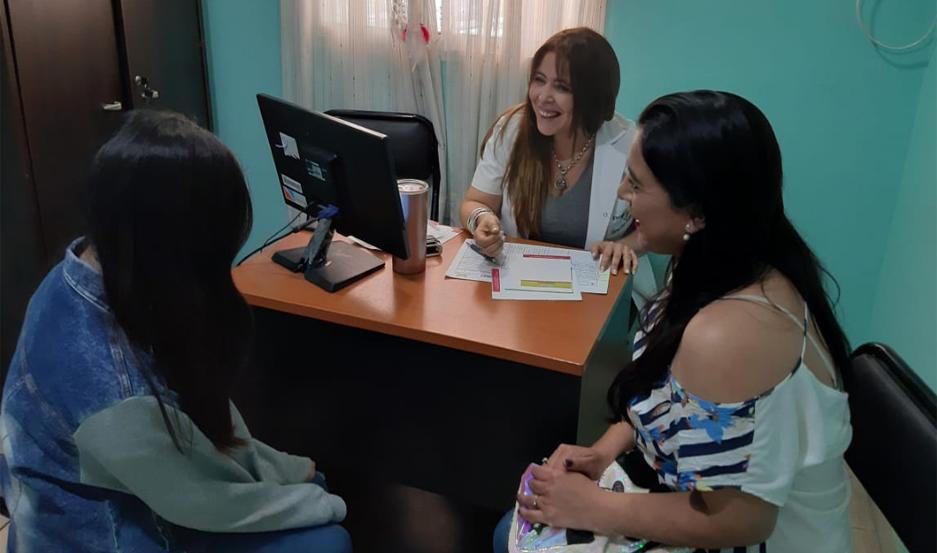 La doctora Trejo consideró que lo mejor que se puede hacer frente a esta situación es informar y educar.