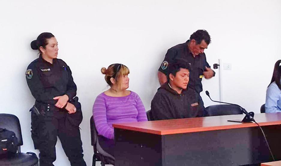 Beatriz Bulacio y Fernando Luis Córdoba, acusados