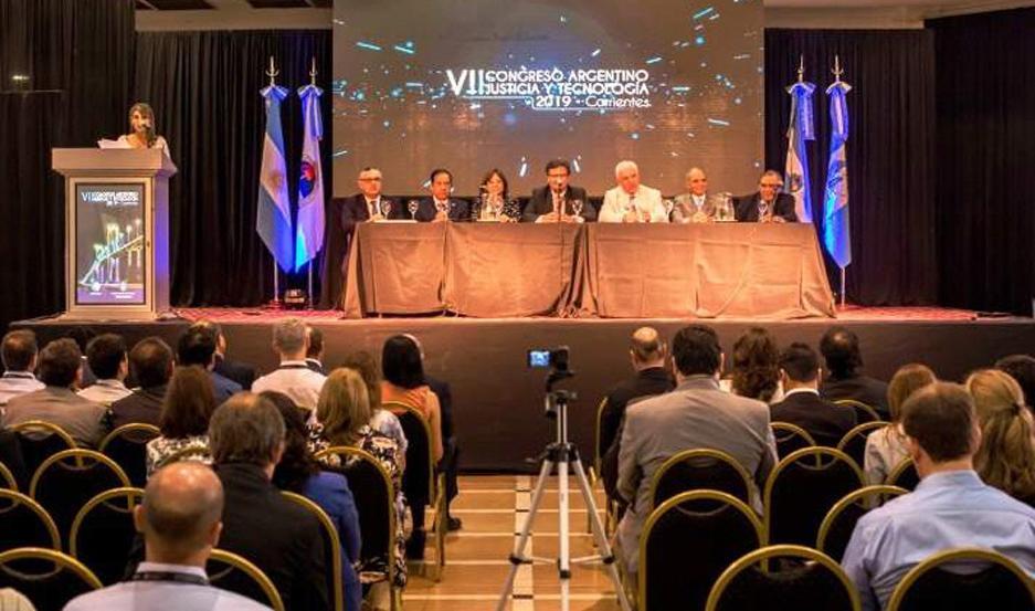 ALCANCE. Los representantes locales compartieron experiencias con sus pares de toda la Argentina.