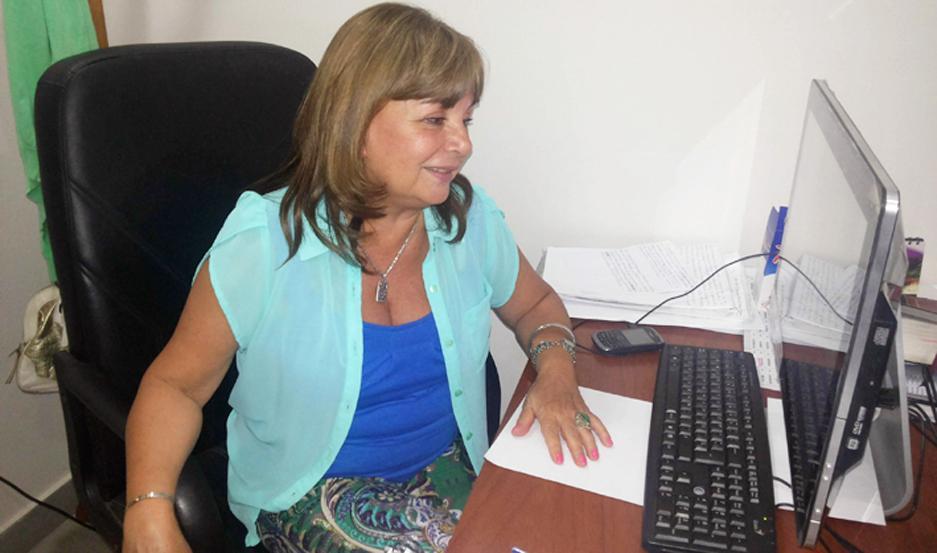 FISCAL. En el caso tomó intervención la Dra. Marta Elena Ovejero, coordinadora de la Unidad de Violencia de Género.